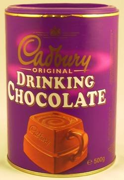 Cadbury Drinking Hot Chocolate 500 g (Pack of 3)