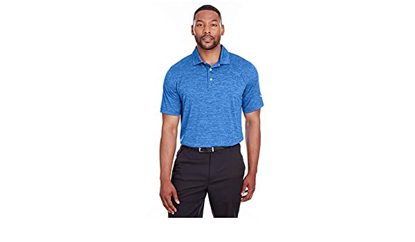 PUMA Golf Mens Icon Heather Polo: Amazon.es: Ropa y accesorios