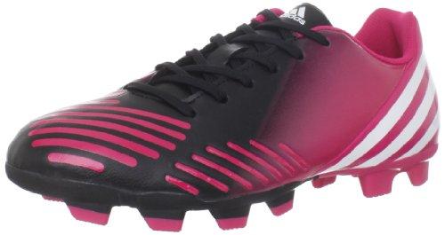 adidas Women's Predito LZ TRX FG W-W, Bright Pink/Predator Running White/Black, 5.5 M US (Shoes Adidas Predito Women)