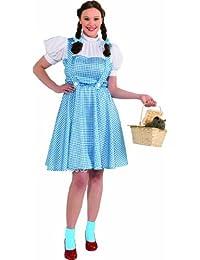 Costume Plus-Size Wizard Of Oz Deluxe Dorothy Costume
