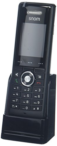 """Snom SNO-M65 Professional Handset for use with M700 Base 2"""" Display"""