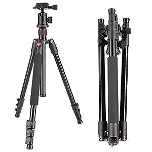 Neewer Portable Alluminum Alloy Camera Tripod