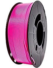 Winkle PLA HD filament, 1,75 mm, neonroze, filament voor 3D-printen, 1000 kg spoel