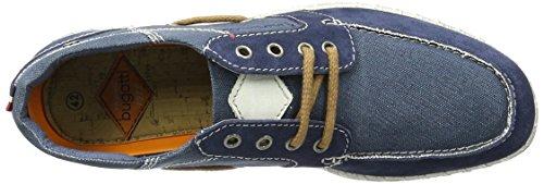 Bugatti K442463, Zapatillas para Hombre Azul (Dunkelblau 425)