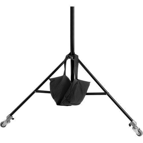 Impact Saddle Sandbag (20 lb, Black)(6 Pack) by Impact (Image #3)