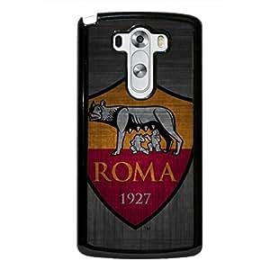 Football Culb Phone Funda,LG G3 Funda,Hard Plastic Phone Funda,Roma Phone Funda,Roma Logo Phone Funda