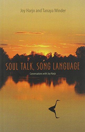 Soul Talk, Song Language: Conversations with Joy Harjo by Wesleyan