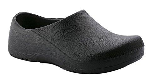 Birkenstock Professional Unisex Profi Birki Slip Resistant Work Shoe,Black,41 M EU