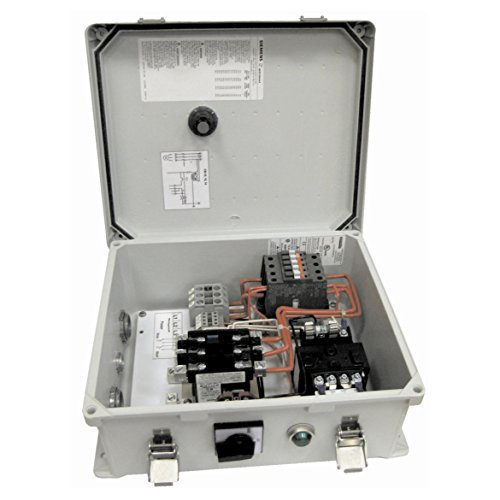 Multiquip CB14 Control Box ST4125 ST6125, 460V, Gray