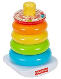 Fisher-Price Brilliant Basics Rock-a-Stack BOBEBE Online Baby Store From New York to Miami and Los Angeles