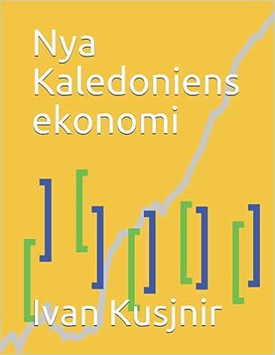 Nya Kaledoniens ekonomi