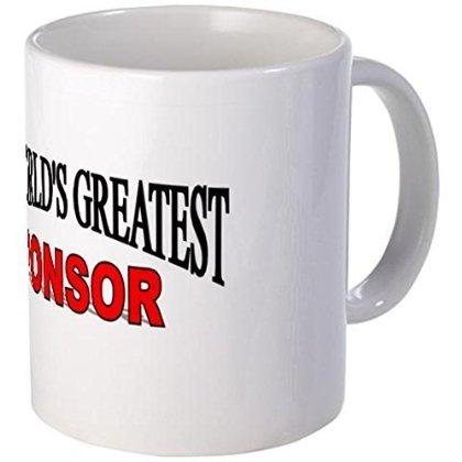 Demon Decal Mug -