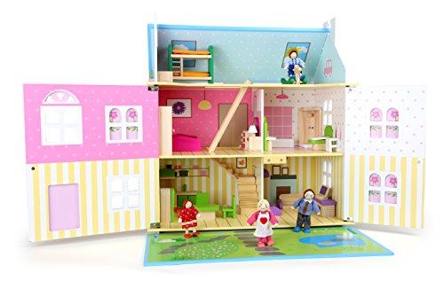 (Legler Small Foot 10325–Dolls House–Flower Dream)