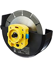 GLORIA Cut&Brush 2-in-1 kantsnijder, accessoires voor multibrush lion- en multibrush speedcontrole, nauwkeurige graskantsnijder met borstel voor steenreiniging