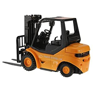 mini rc toy forklift radio remote control truck car. Black Bedroom Furniture Sets. Home Design Ideas
