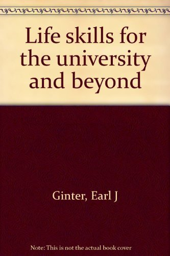 Life skills for the university and beyond