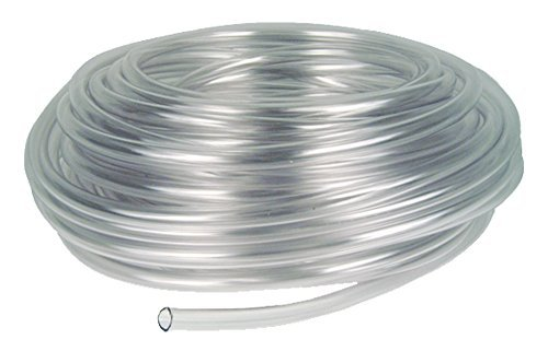 Clear PVC Tubing, 7/16in ID x 10ft