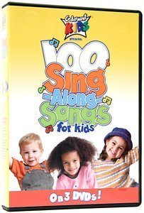 100 Sing-along-songs for Kids Presented By Cedarmont Kids