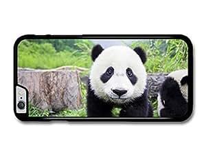 fashion case Baby Panda Bear Walking case for for iPhone 5c