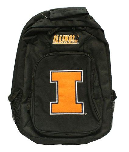 Illinois Fighting Illini Backpack (NCAA Illinois Fighting Illini Southpaw Backpack)