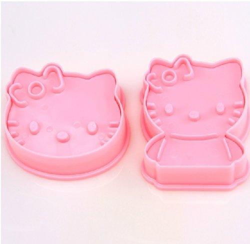 hello kitty bread mold - 7