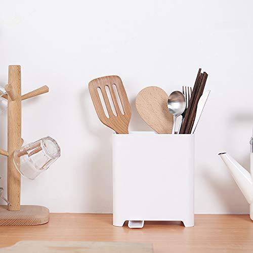 Chopstick Holders, Wisfruit Utensil Drying Rack/Chopsticks/Spoon/Fork/Knife Drainer Basket Flatware Storage Holder Chopstick Cage