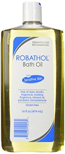 Robathol Bath Oil - 16 oz (Bath Oil For Dry Skin compare prices)