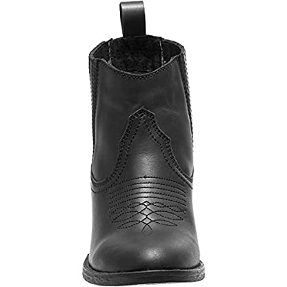 HARLEY-DAVIDSON Ladies Ankle Boot Curwood 4