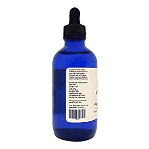 50% OFF - LIMITED TIME SUPER SALE - Organic Vitamin E Oil 35,000 IU - Organic and All Natural Super Blend for Anti-aging and Dry Skin 4 oz / 120 mL - Gaia Body Care