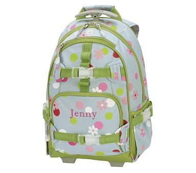 Amazon Com Pottery Barn Kids Girls Mackenzie Rolling Backpacks