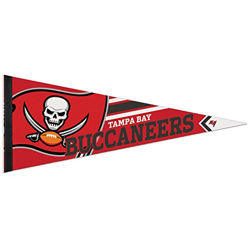 NFL Tampa Bay Buccaneers Premium Pennant, 12 x 30-Inch ()