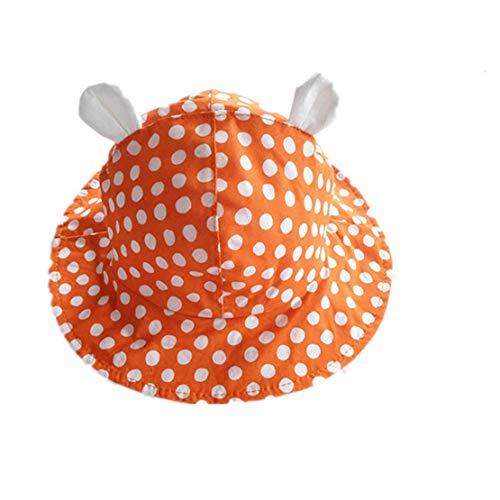 Acvip Chapeau fille Bébé fille Bébé Chapeau Chapeau Acvip Acvip Orange Orange Bébé rCxSUqr