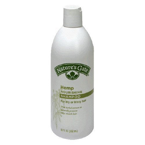Amazon Com Nature S Gate Hemp Nourishing Conditioner