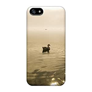 Cute High Quality Iphone 5/5s Two Swans And Goose Case