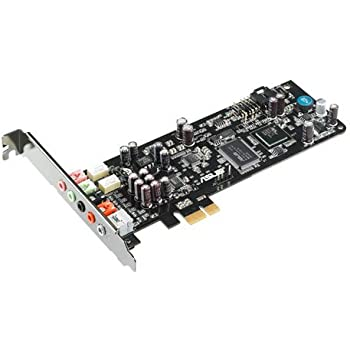 ASUS Xonar DSX PCIe 7.1 GX2.5 Audio Engine 192K/24bit Playback Support Sound Cards
