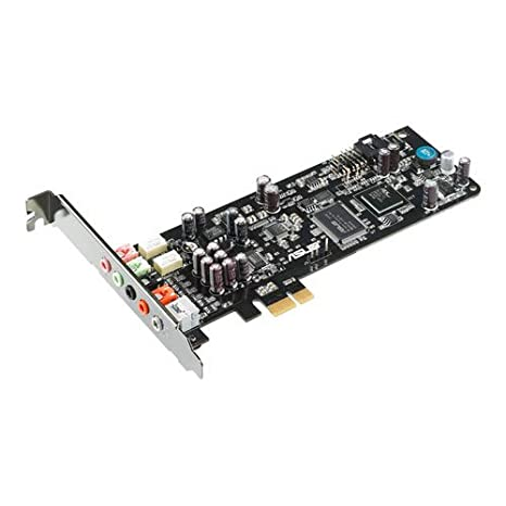 ASUS Xonar DSX PCIe 7.1 GX2.5 Audio Engine 192K/24bit Playback Support Sound Cards