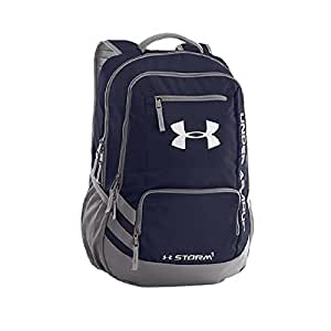Under Armour Storm Hustle II Backpack (One Size, Midnight Navy)