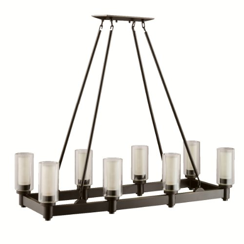 Kichler 2943OZ Eight Linear Chandelier