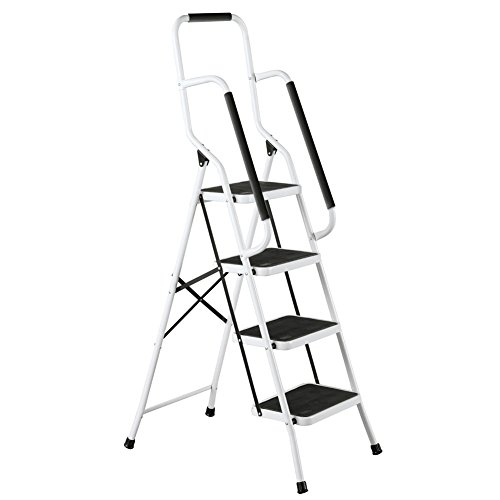 Folding Anti Slip Safety Ladder Handrail