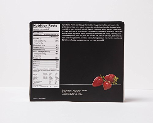ThinWorks Strawberry Shortcake Low Carb Protein Bars