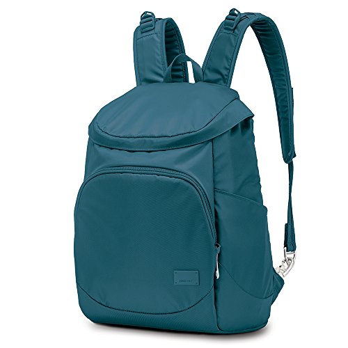 Pacsafe Citysafe CS350 Anti-Theft Backpack, Teal by Pacsafe