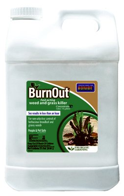 Bonide 7466 2.5 Gallon BurnOut® Weed & Grass Killer