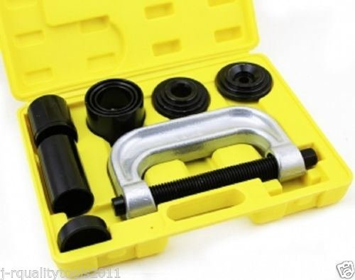 Muktat_ 4-in-1 Ball Joint Service Auto Tool Set 2WD & 4WD Auto Repair Remover Installer ()