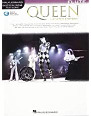 Queen - Updated Edition: Flute Instrumental Play-Along Pack