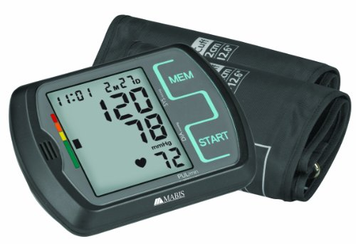Dual Memory Blood Pressure Monitor - 3