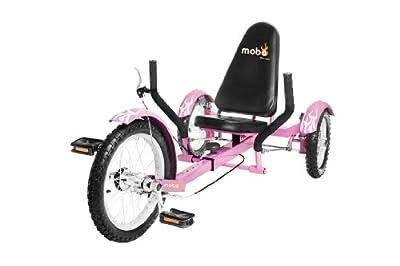 Mobo Triton Ultimate Three Wheeled Cruiser