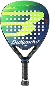 Bull padel Pala BULLPADEL K2 Power 21 pádel, Adultos Unisex, Multicolor (Multicolor), Talla Única