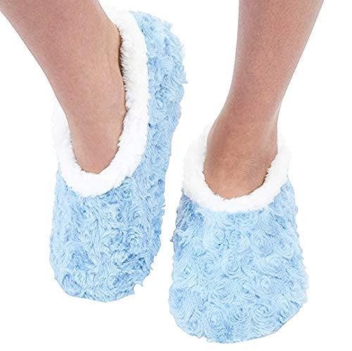 Eu Multicolore Donna 38 Snoozies Pantofole Blue 40 36 39 Le Multicolour 37 Signore gHTnnqZ
