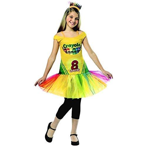 Cry Crayon Box Dress