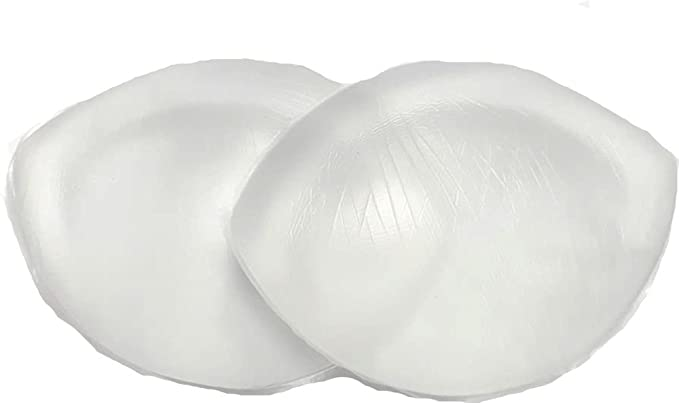 36444cfe74caa Image Unavailable. Image not available for. Color  Miracle Enhancer  Silicone Gel Bra Inserts Clear Push Up Bust Enhancers padding